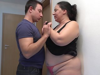 He loves BBW and Melany knows exactly what he wants detach from her